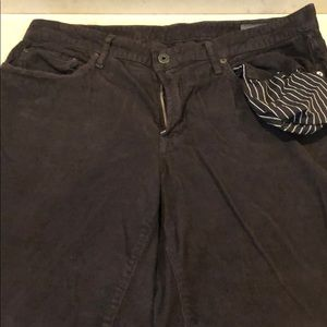 Bonobos corduroy pants. Dark brown 36/32
